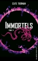 Couverture Immortels, tome 2 : La traque Editions Hachette (Black moon) 2011