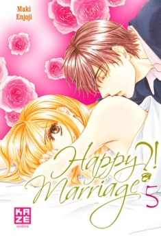Couverture Happy Marriage!?, tome 05