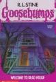 Couverture La maison de Saint-Lugubre / La maison des morts Editions Scholastic 1992