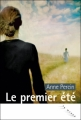 Couverture Le premier été Editions du Rouergue 2011