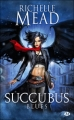 Couverture Georgina Kincaid, tome 1 : Succubus blues Editions Milady 2011