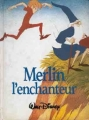 Couverture Merlin l'enchanteur Editions France Loisirs 1999