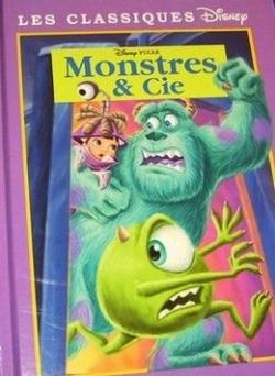 Couverture Monstres et Cie