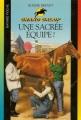 Couverture Une sacrée équipe ! Editions Bayard (Poche) 1999