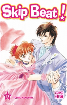 Couverture Skip Beat!, tome 17