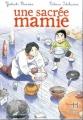 Couverture Une sacrée mamie, tome 11 Editions Delcourt (Ginkgo) 2011