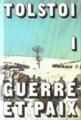 Couverture Guerre et paix (2 tomes), tome 1 Editions Le Livre de Poche 1972