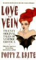 Couverture Éros Vampire, tome 1 Editions HarperCollins 2000