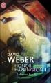 Couverture Honor Harrington (23 tomes), tome 01 : Mission Basilic Editions J'ai Lu (Science-fiction) 2006
