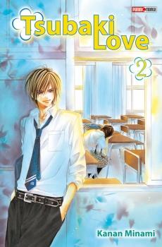 Couverture Tsubaki Love, tome 02