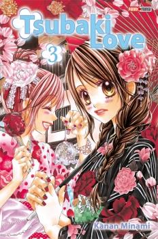 Couverture Tsubaki Love, tome 03