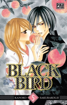 Couverture Black Bird, tome 05