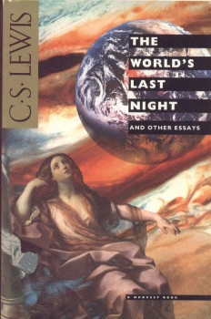 Couverture The world's last night and other essays