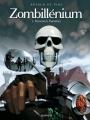 Couverture Zombillénium, tome 2 : Ressources humaines Editions Dupuis 2011