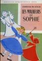 Couverture Les malheurs de Sophie Editions Hachette (Nouvelle bibliothèque rose) 1969