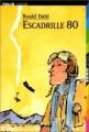 Couverture Escadrille 80 Editions Folio  (Junior) 2005