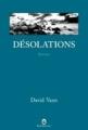 Couverture Désolations Editions Gallmeister 2011
