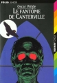 Couverture Le fantôme de Canterville Editions Folio  (Junior) 1997