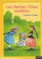 Couverture Les petites filles modèles Editions Nathan (Bibliothèque des grands classiques) 1999