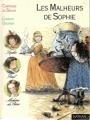 Couverture Les malheurs de Sophie Editions Nathan (Pleine lune) 1994