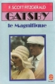 Couverture Gatsby le magnifique Editions Le Livre de Poche 1987