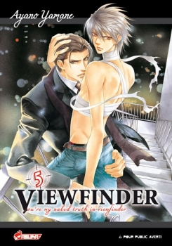 Couverture Viewfinder, tome 5