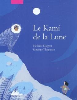 Couverture Le Kami de la Lune