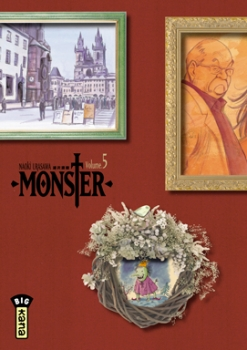 Couverture Monster, deluxe, tome 5