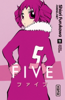 Couverture Five, tome 11