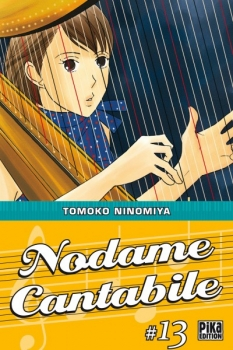 Couverture Nodame Cantabile, tome 13