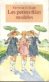 Couverture Les petites filles modèles Editions Hachette (Bibliothèque Rose) 1994
