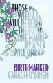Couverture Birth Marked, tome 1 : Rebelle Editions Simon & Schuster (Children's Books) 2011