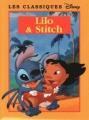 Couverture Lilo & Stitch Editions France Loisirs (Les classiques Disney) 2002