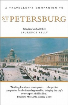 Couverture A traveller's companion to St Petersburg