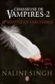 Couverture Chasseuse de vampires, tome 02 : Le souffle de l'archange Editions J'ai Lu (Darklight) 2011