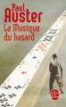 Couverture La musique du hasard Editions Le Livre de Poche 1995