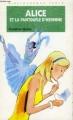 Couverture Alice et la pantoufle d'Hermine Editions Hachette (Bibliothèque verte) 1997