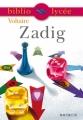 Couverture Zadig / Zadig ou la destinée Editions Hachette (Biblio lycée) 2008