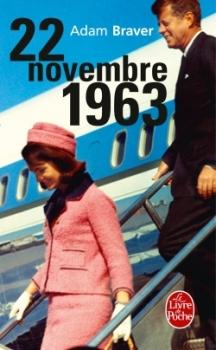 Couverture 22 novembre 1963