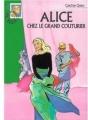 Couverture Alice chez le Grand Couturier Editions Hachette (Bibliothèque verte) 2001