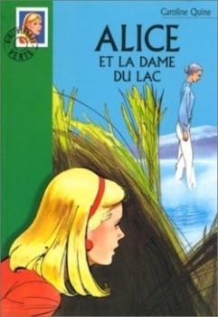 Couverture Alice et la dame du lac