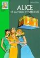 Couverture Alice et la malle mystérieuse Editions Hachette (Bibliothèque verte) 2000