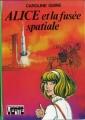 Couverture Alice et l'ombre chinoise /  Alice et la fusée spatiale Editions Hachette (Bibliothèque verte) 1977