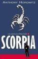 Couverture Alex Rider, tome 05 : Scorpia Editions Hachette 2004