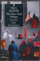Couverture Trilogie new-yorkaise Editions Faber & Faber 1992