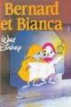 Couverture Bernard et Bianca Editions France Loisirs 1987