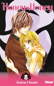 Couverture Honey x Honey, tome 8