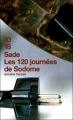 Couverture Les 120 journées de Sodome Editions 10/18 (Domaine français) 1998