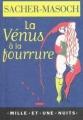Couverture La vénus à la fourrure Editions Mille et une nuits 1999
