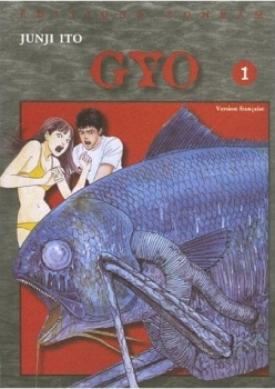 Couverture Gyo, tome 1